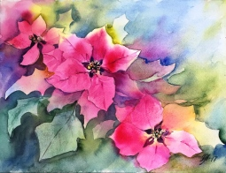 'Poinsettia' © Tanya Lundmark