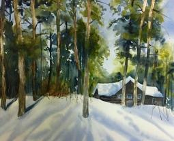 'Winter Sun' © Tanya Lundmark