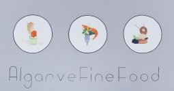 'Algarve Fine Food logo 1' © Art Sauvage