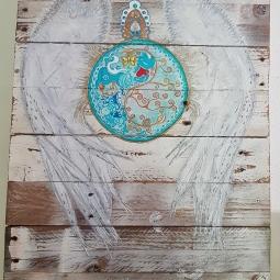 'angel wings' © Free Spirits Artworks