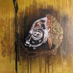 'Chokwe Mask' © Art Sauvage