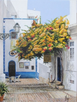 'Cozy afternoon. Albufeira' © Kateryna Ilchuk