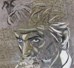 'David Bowie II 2' © Art Sauvage
