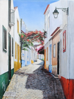 'Fascinating colors. Ferragudo' © Kateryna Ilchuk