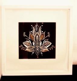 'Lotus Flower 3' © Art Sauvage