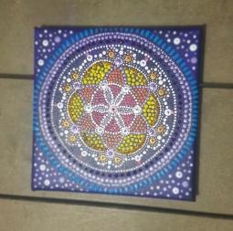 'Mandala' © Art Sauvage
