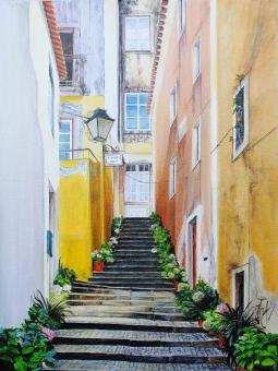 'Novel twist. Sintra' © Kateryna Ilchuk