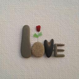 'pebble art 1' © Free Spirits Artworks