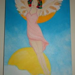 'Engel Allegria' © Mientje de Goeij-de Rooij