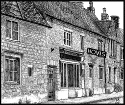 'The Old Bakery Braunston' © Brian Oliver