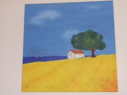 'Zomer in Algarve' © Mientje de Goeij-de Rooij