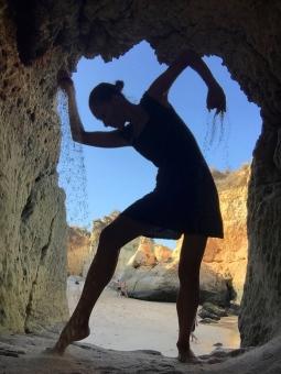 Dance in Nature in Algarve 10 © Alexandra Fadin