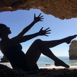 Dance in Nature in Algarve 11 © Alexandra Fadin