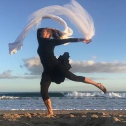Dance in Nature in Algarve 14 © Alexandra Fadin