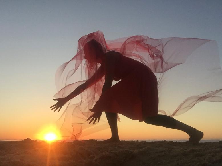 Dance in Nature in Algarve 17 © Alexandra Fadin