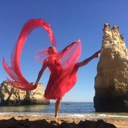 Dance in Nature in Algarve 19 © Alexandra Fadin