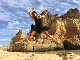 Dance in Nature in Algarve 2 © Alexandra Fadin
