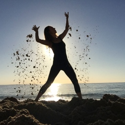 Dance in Nature in Algarve 4 © Alexandra Fadin