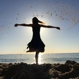 Dance in Nature in Algarve 5 © Alexandra Fadin