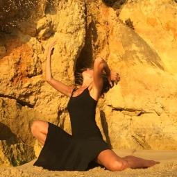 Dance in Nature in Algarve 7 © Alexandra Fadin
