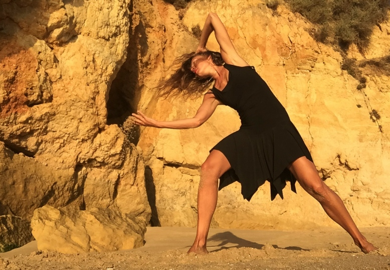 Dance in Nature in Algarve 9 © Alexandra Fadin