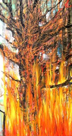 'fire 2' © Kasia Wrona