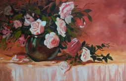 'Roses' © Leanne Byrom