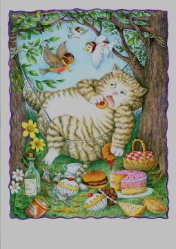 'Cat - Fairy Tales' © Alexandra Smith (Dubbo)