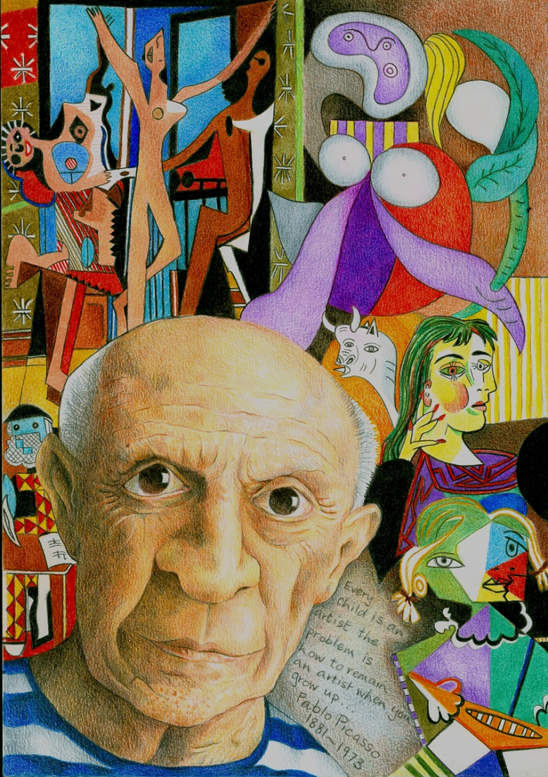 'Picasso' © Alexandra Smith (Dubbo)