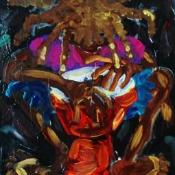 '13. Kenyatta, Tocador de Djembê' © Ana Nobre