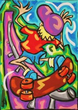 '14. Rafael e o Skate' © Ana Nobre