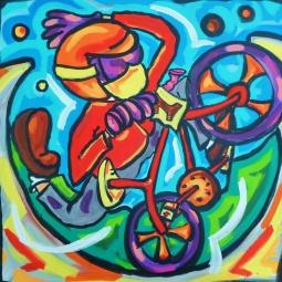 '15.Dinis e a BMX' © Ana Nobre