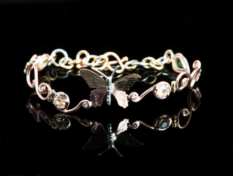 butterflybraceletclosed