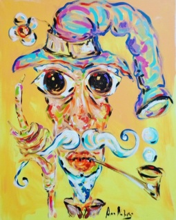 'Classy Clown' © Ana Nobre
