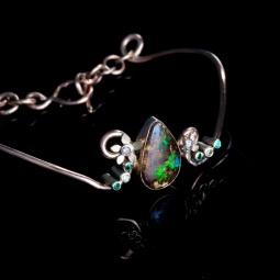 """Divine Earth Bracelet"" © Sarah Fox"