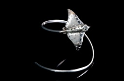 """Eagle Ray Bracelet"" © Sarah Fox"