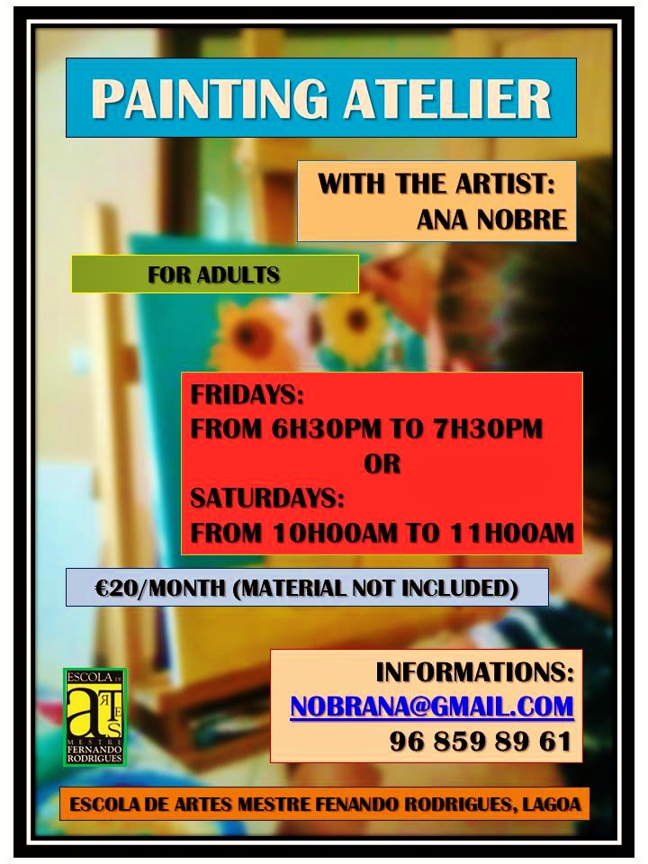 painting atelier for adults