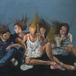 'Abuse' © Rebecca Crystal Pereira