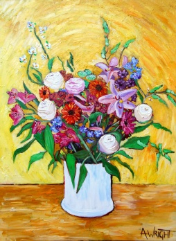 'The Bouquet' © Angie Wright