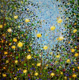 'The Dandelion Patch' © Angie Wright