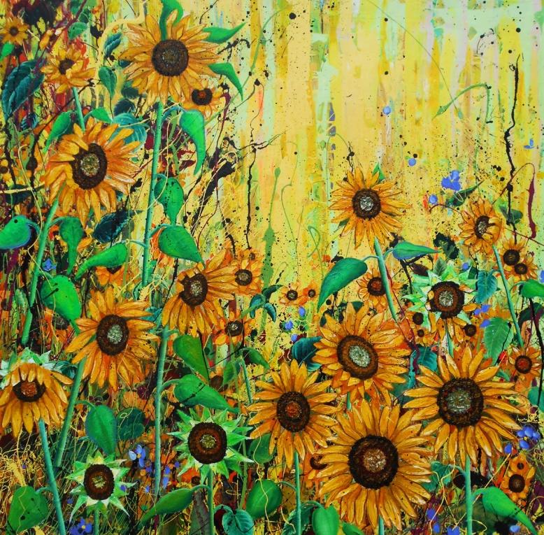 'Hello Sunshine' © Angie Wright