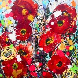 'Poppy 2' © Angie Wright