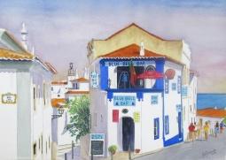 """Bells' Street"", Albufeira, Algarve, Portugal © Inês Dourado"