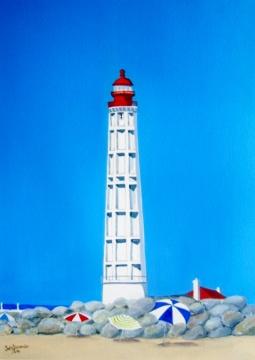 """""""The Lighthouse"""", IIha do Farol, Olhão, Algarve, 2014 © Inês Dourado"""
