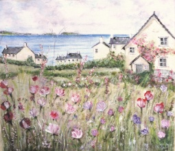 'Sea Side Meadow' © Kate Podmore