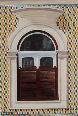 """""""The Cubes's Window"""", South of Portugal, 2014 © Inês Dourado"""
