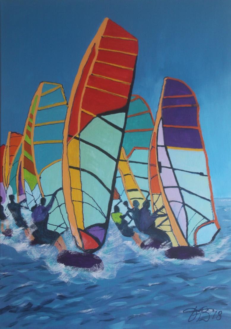 'Surfing Portugal' © Frans Bresser