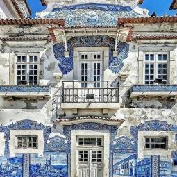 """Azulejozs Building Portugal"""