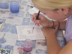 """""""Workshop"""" © Algarve Azulejos Art"""