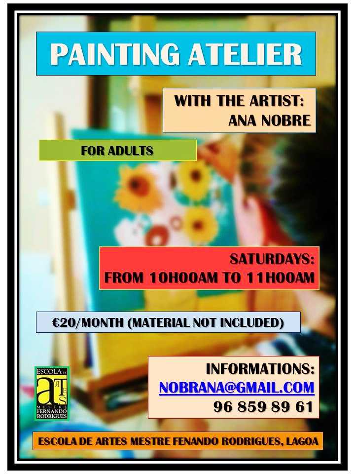 painting atelier saturday